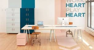 the office design. Heartwork Brings Happiness And Functionality To The Workplace Office Design P