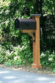 Unique mailbox post Custom Built Unique Mailbox Posts Post Ideas Mail Boxes Cedar Sleeve Home For Sale Unique Mailbox Posts Rewardy Unique Mailbox Posts Mailboxes For Sale Residential Photofy