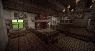 Minecraft Tavern Design Medieval Tavern With Full Interior Minecraft Project