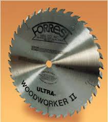 forrest blades. forrest ultra woodworker ii thin kerf blade blades