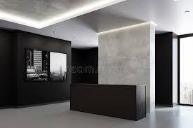 modern office reception desk. Download Modern Office Reception Stock Photo. Image Of Corporate - 107614172 Desk W