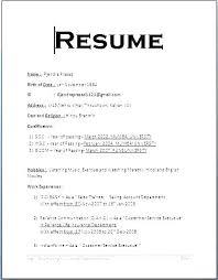 First Job Resume Template Naomijorge Co
