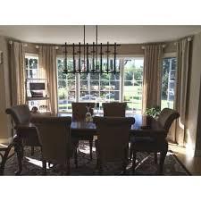 andorra peat velvet upholstered dining chair set of 2 by inspire q clic