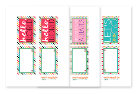Printable Luggage Tags I Should Be Mopping The Floor Free Printable Luggage Tags