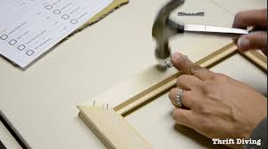 frame anything how to make diy picture frames hammer on a couple of picture