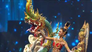 มิสแกรนด์อุดรธานี รอบชุดประจำชาติ Miss Grand Thailand 2020 - YouTube