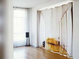 living room dividers ideas attractive: image of room divider curtain ideas