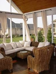 Covered porch furniture Narrow Pin By Kristin Olson On Outdoor Living Porch Screened In Porch Porch Furniture Pinterest Pin By Kristin Olson On Outdoor Living Porch Screened In Porch