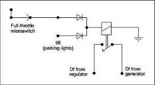electrical club veedub if you want to get more complicated you ll want to make sure that your charging circuit doesn t cut out at night otherwise the lights would go dim as they
