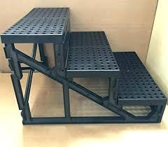 dog ramp for outdoor stairs deck plans royal ramps pet tall