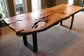 tree trunk dining table with glass top medium size of tree trunk dining table base glass