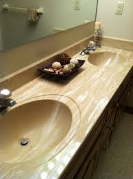 magnificent bathroom countertops on replace countertop