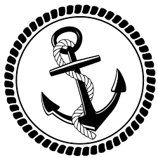 freezer clipart black and white. simple anchor cliparts #2648127 freezer clipart black and white