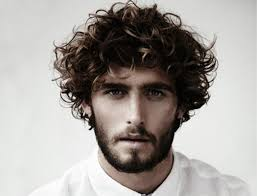 the on trend curly wavy hairstyles for men will get you noticed