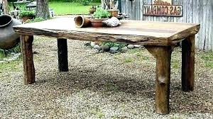rustic wood patio furniture. Perfect Wood Rustic Outdoor Dining Table Furniture Clearance  Amazing   For Rustic Wood Patio Furniture