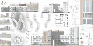 МАРХИ лучшие работы на тему Многоэтажный жилой дом  Проект многоквартирного жилого дома в микрорайоне Лихоборка Головинский район г Москва