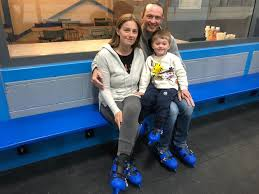 What the first people to visit Cambridge's new ice rink thought of it -  Cambridgeshire Live