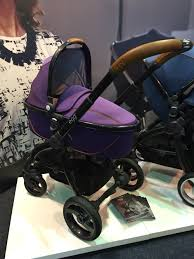 egg stroller in gothic purple - available at Baby Birds! https ...