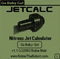 Nitrous Calculator Chart Nos Nitrous Jet Chart Related Keywords