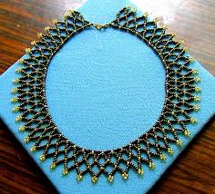 for this necklace the best size of seed beads is 10 0 11 0