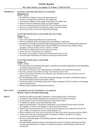 Mechanical Engineering Resume Templates Mechanical Engineering Resume Template 100 Free Word Pdf Brilliant 74