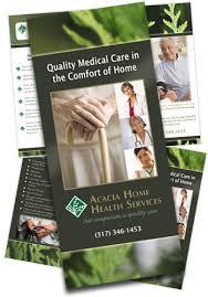 Brochure Samples Home Health Care Brochure Samples