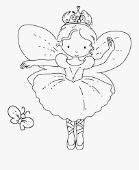 Here is a coloring sheet of princess tiana having a conversation with a cute frog. Adult Printable Tooth Fairy Coloring Pages Disney Fairies Simple Fairy Coloring Pages Free Transparent Clipart Clipartkey