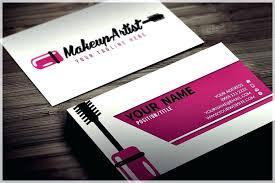 famous unique makeup artist business cards inspiration makeup artist business cards