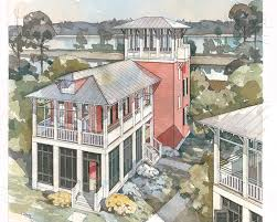 Stilt studios by alexis dornier are prefab homes on stilts. Beach Coastal House Plans Southern Living House Plans