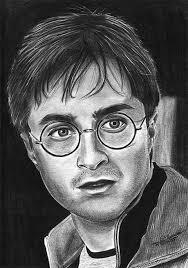 Pin Di Wander Gabban Su Volti Harry Potter Disegni E Animali