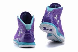 under armour shoes for girls. girls under armour ua curry 1 high top purple blue basketball shoes for
