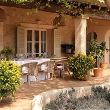spanish style outdoor furniture. Spanish Style Iron Patio Furniture Classic Ideas In Homes Outdoor Rooms 8 .