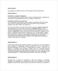Sample Recommendation Letter For Student From Employer What Is Title In Recommendation Letter Magdalene Project Org