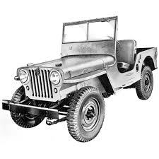 1943 jeep willys wire diagram electronicswiring diagram illustration willys cj 2a