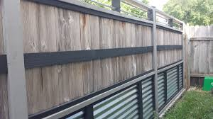 sheet metal privacy fence. Corrugated Metal Fence Diy Cool Privacy With Sheet