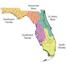 Water Management Districts Florida Department Of
