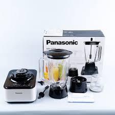 Máy xay sinh tố xay đá 2 cối Panasonic MX-V300KRA công suất 600W – Hàng  chính hãng, bảo hành 12 tháng | Săn Hàng Rẻ - 1900 633 082