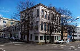 office lofts. The Building At 300 E. Main St. Will Be Converted Into Commercial Space And Office Lofts