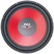 pioneer 15 inch subwoofer. pyle plw15rd 15-inch red cone high performance woofer pioneer 15 inch subwoofer r
