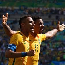 Die frauen spielen seit 1996 um olympisches gold. Olympia Brasilien Muss Fussball Gold Holen Traumabewaltigung Fur Ein Volk Stern De