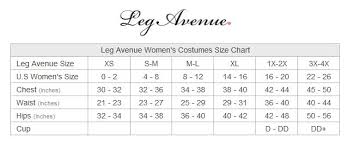 Leg Avenue 4 Piece Sultry Swat Officer Costume