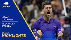 Novak Djokovic vs Alexander Zverev ...