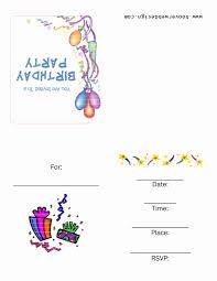 printable invitations for kids kids birthday invitation card lovely free printable kids birthday