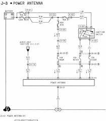 antenna wiring diagram antenna automotive wiring diagrams 1994 mazda rx 7 power antenna wiring diagrams