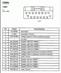 2003 ford expedition xlt radio wiring diagram wiring diagram 1997 ford explorer radio wiring diagram auto