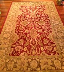 pottery barn wool rug for re
