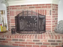 fireplace screens home depot decorators collection kd ab 64 fine rh boulibouli com