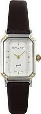 <b>Женские часы Romanson</b> Giselle RL9222CLC(<b>WH</b>)