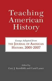 teaching american history essays adapted from the journal of  4282633