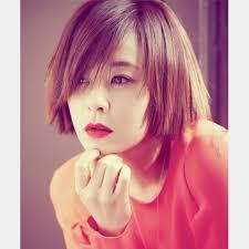 لمحبات كوريا اخر موضة قصات شعر كورية قصات 2014 عالم المراة